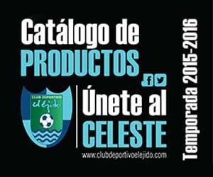 Catálogo de productos de colaboración