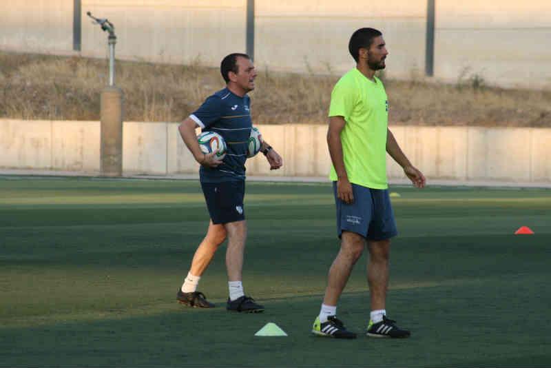 El CD El Ejido 2012 intentará mantener su niveleste domingo y frenar al Atlético Malagueño