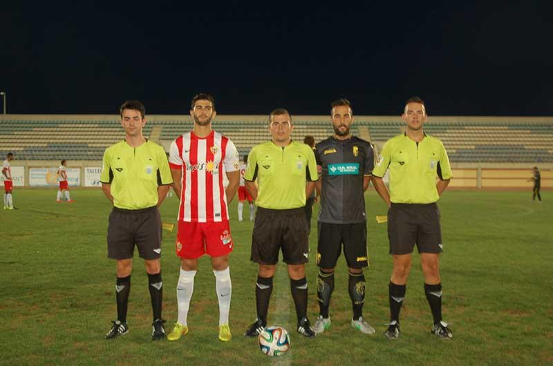 El Granada B vence al Almería B pero se retira del Torneo y se suspende el partido de hoy