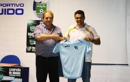 Jerry Macedo Galvao nuevo entrenador del CD El Ejido 2012 de Fútbol Sala