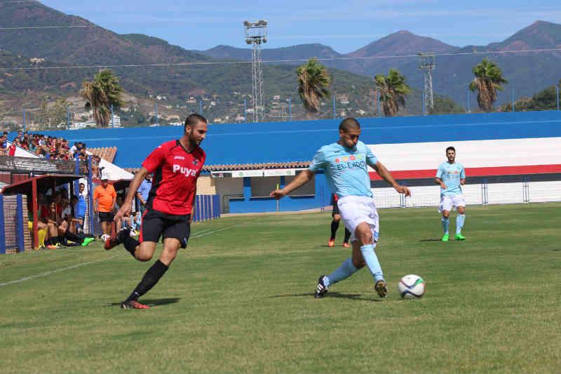 Gran victoria contra la UD San Pedro (0-1)