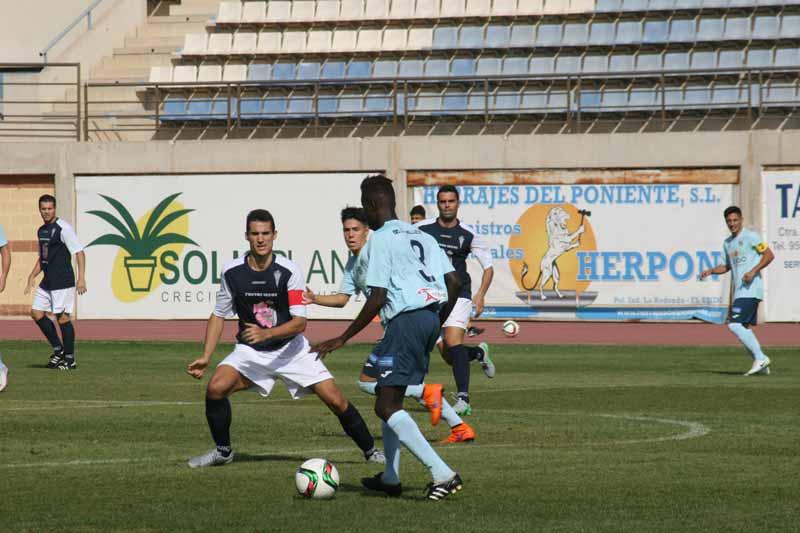 Nueva victoria para seguir creciendo (1-0 vs Guadix CF)
