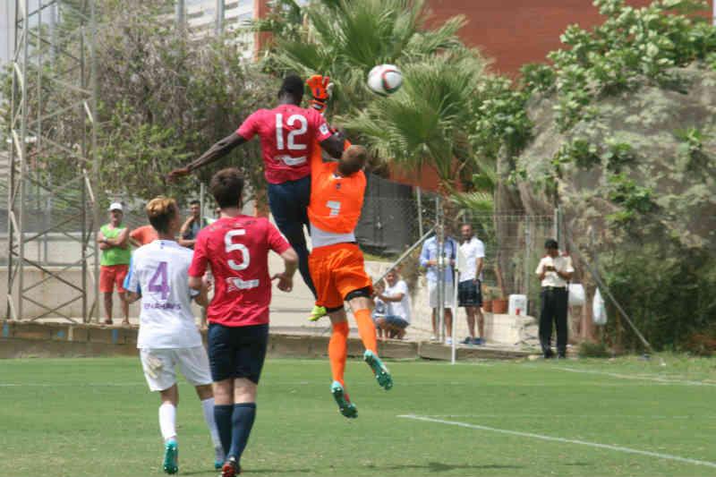 Fútbol total en El Ejido