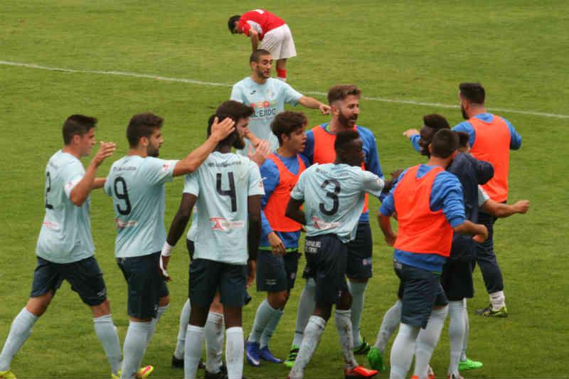 Frente al Lorca Deportiva