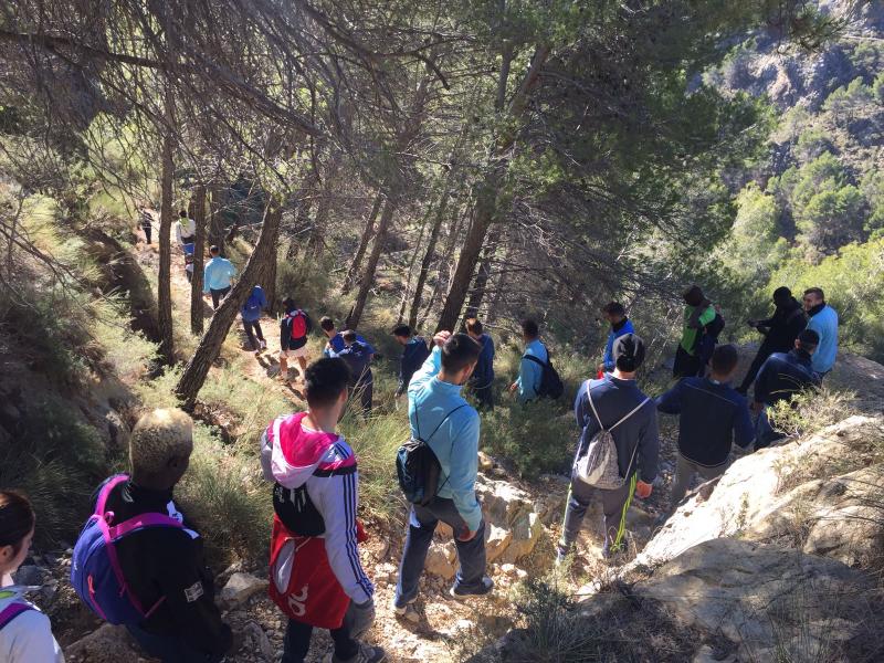 Ruta por Sierra Nevada