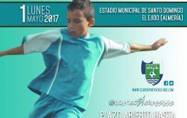 El II Torneo de Fútbol 7 El Ejido Gourmet Quality cita al futuro del fútbol andaluz.