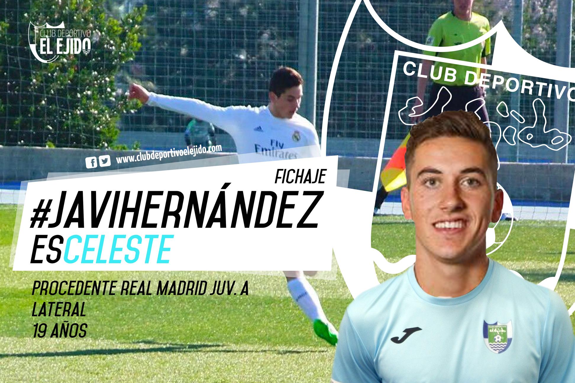Javi Hernández será celeste la próxima temporada
