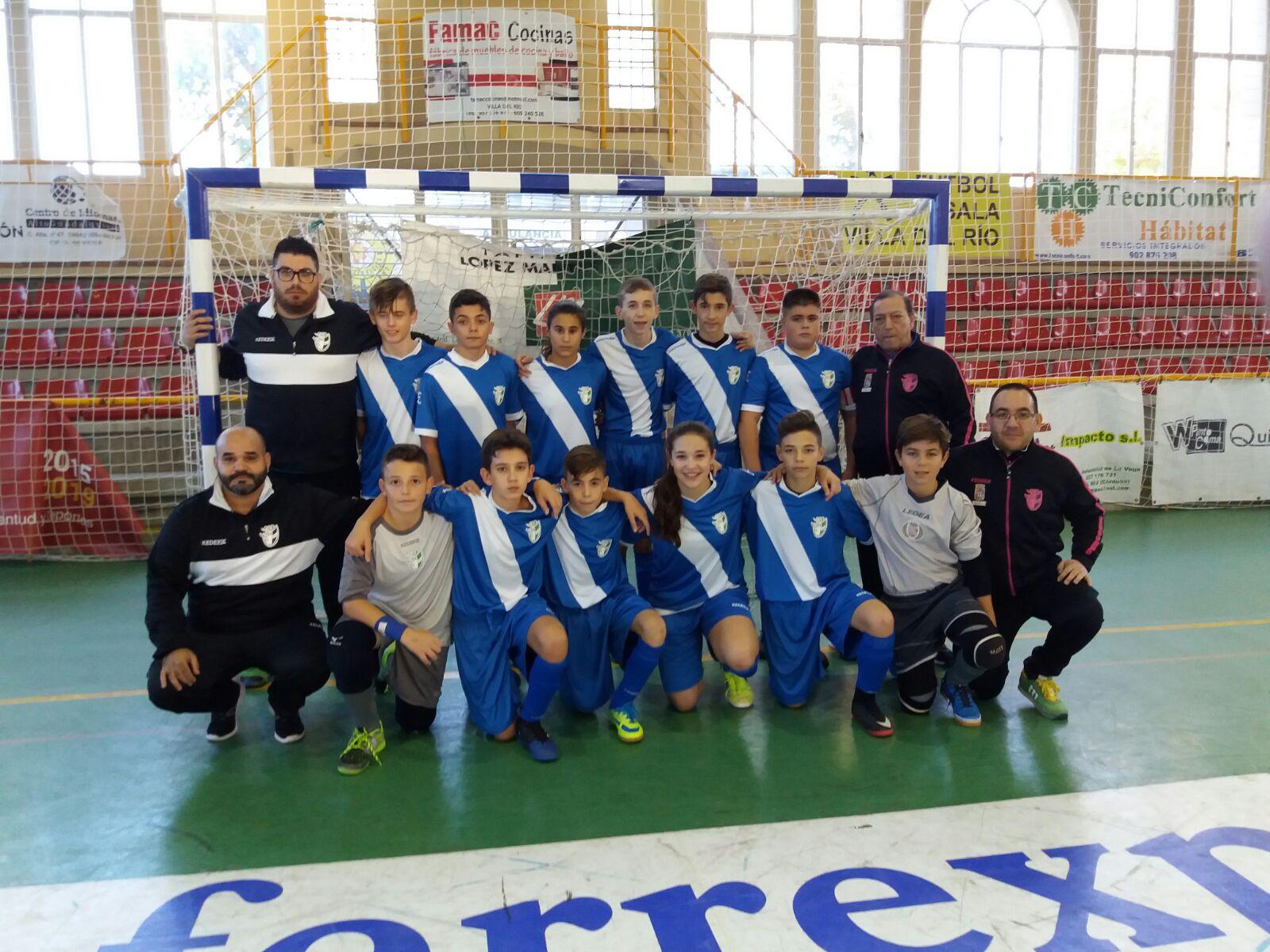 Cinco jugadores del CD El Ejido con la selección almeriense
