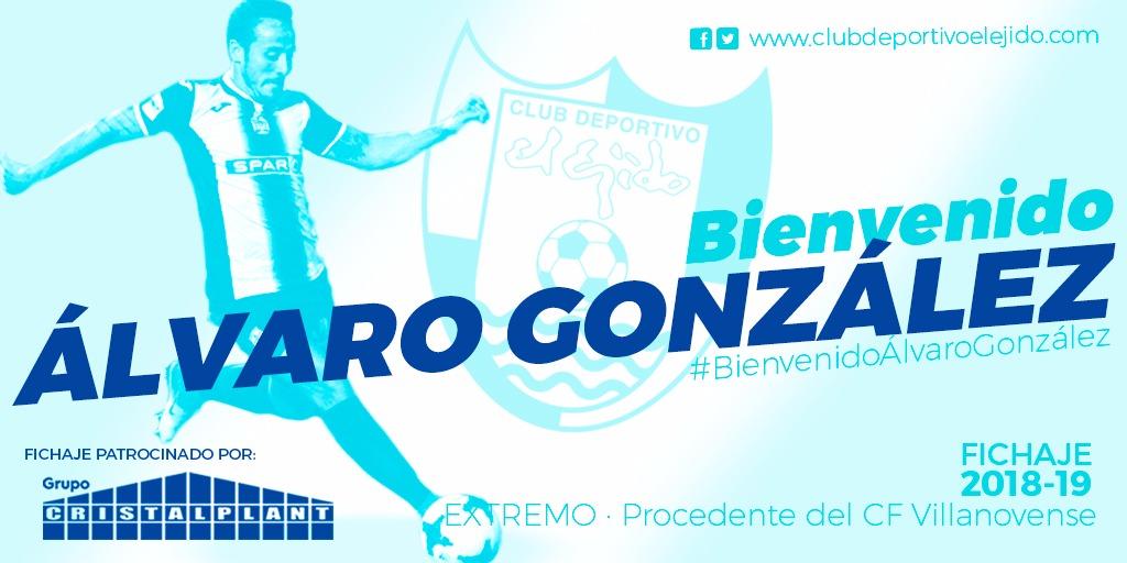 Ficha Álvaro González