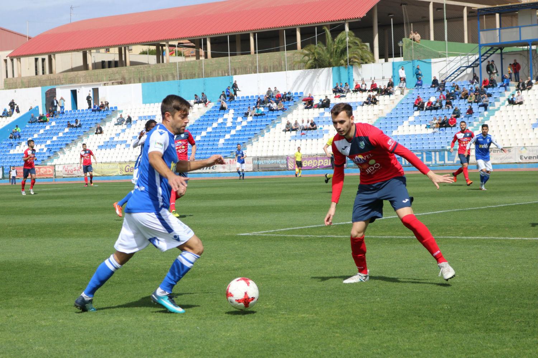 La liga se inicia en Melilla