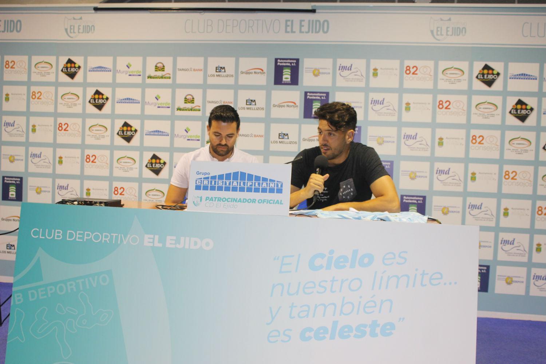 Sergio Jiménez apuesta ambiciosa