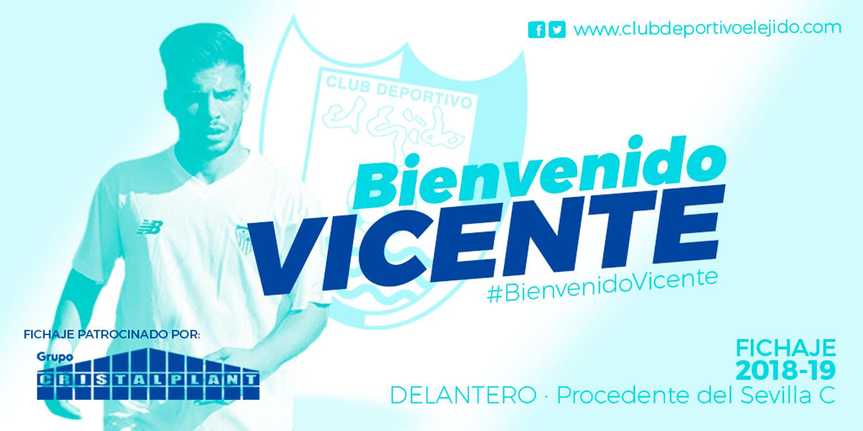 Vicente refuerzo goleador