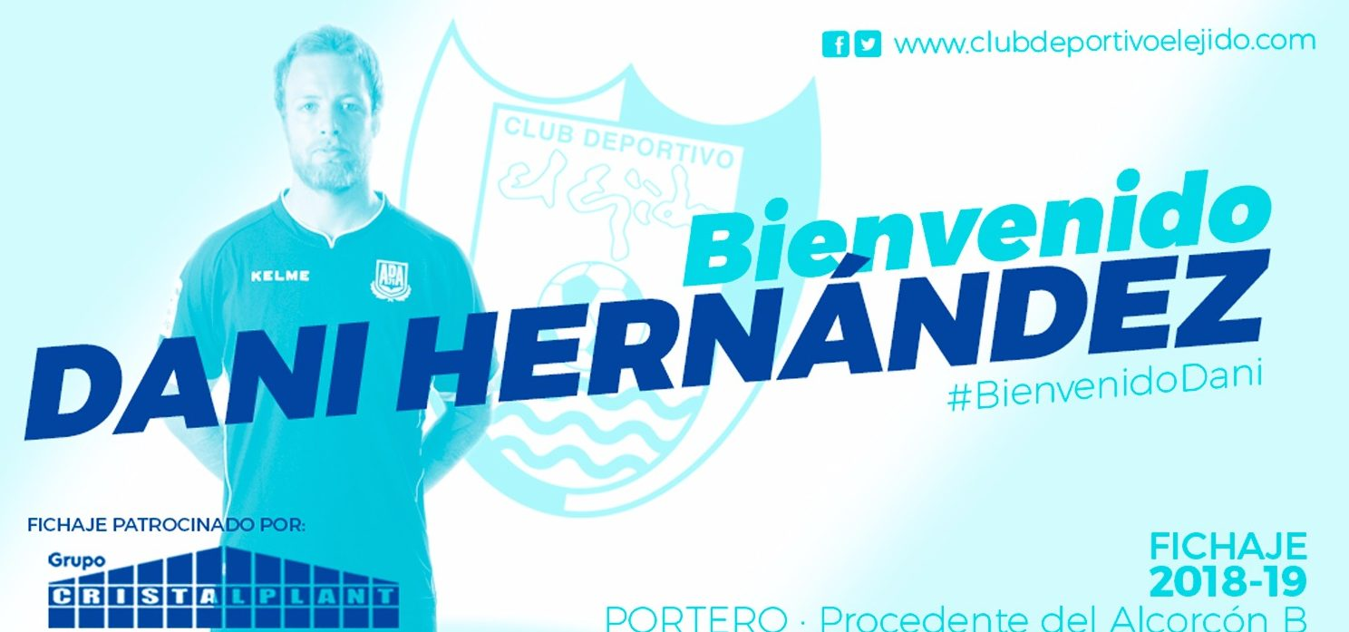 Daniel Hernández nuevo guardameta celeste
