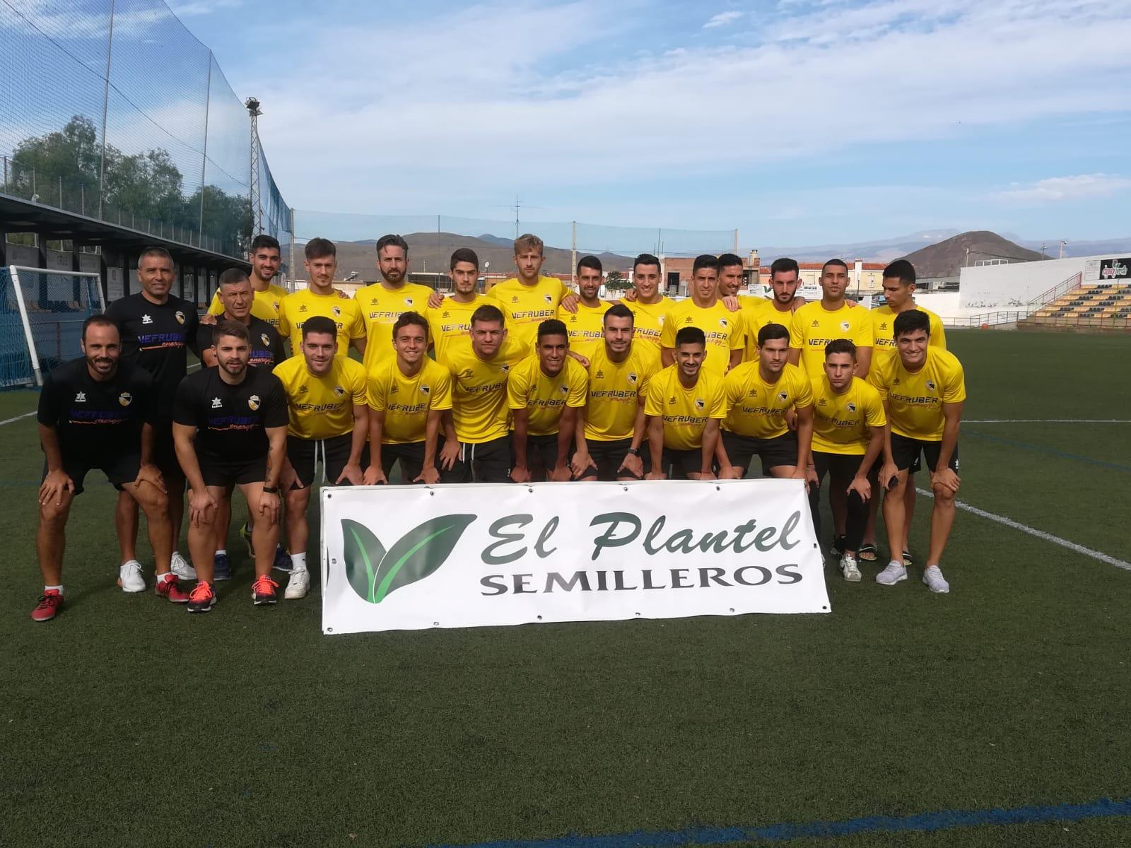 Primera derrota de la temporada para un Berja CF bastante superior al Athletic de Coín