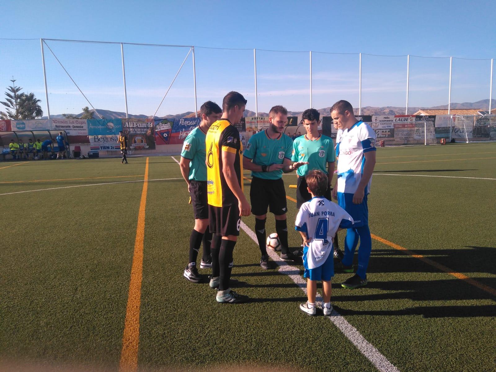 Carles Garrido es el nuevo preparador físico del Berja CF