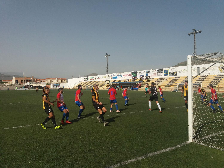 Pedro Nogueira debuta este domingo en Vera al frente del Berja CF
