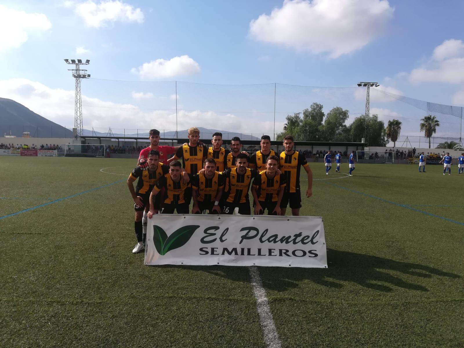 Berja CF y el líder miden su potencial en el estadio de Santo Domingo