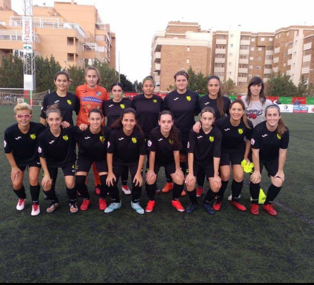 Primera victoria a domicilio y segunda consecutiva del fútbol femenino