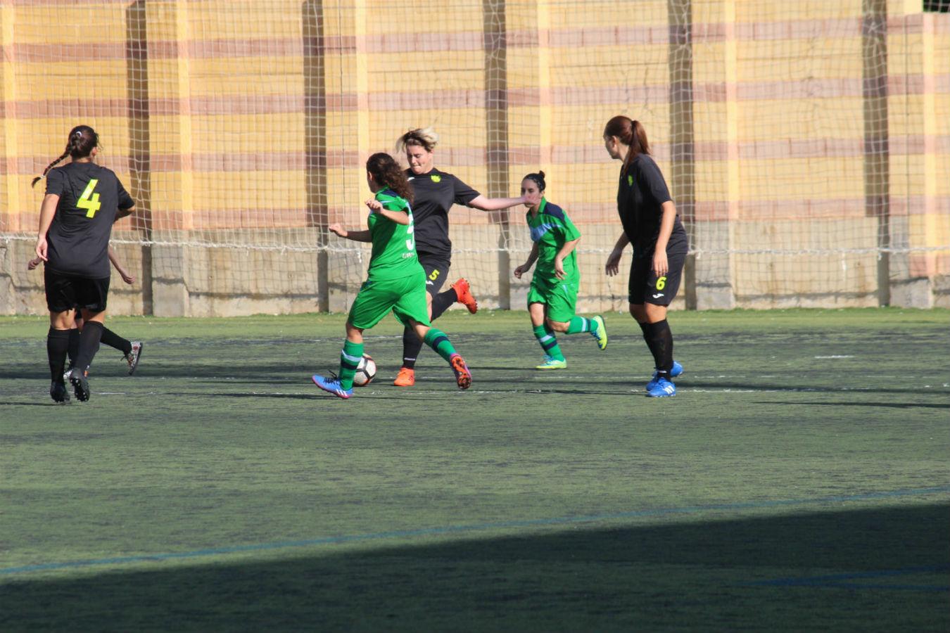 El equipo femenino a por tres nuevos puntos este domingo en Santa María del Águila