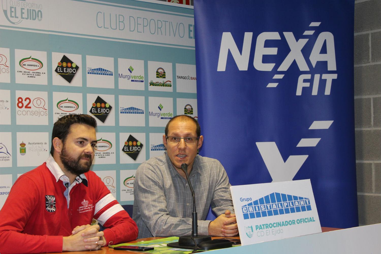 Nexa Fit con el proyecto celeste para facilitar la recuperación de sus jugadores