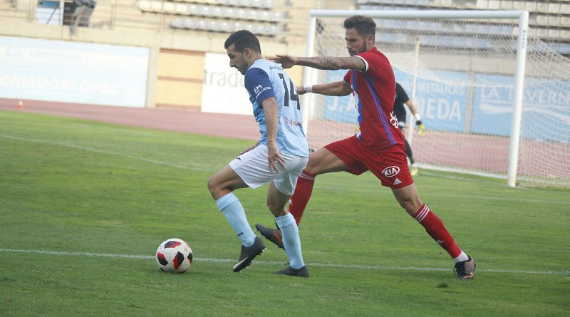 Carralero y Javilillo sufren lesiones musculares