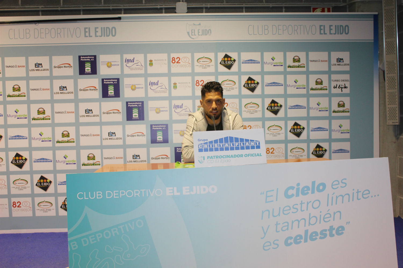 Sergio Jiménez con ganas de alcanzar la tercera victoria consecutiva este domingo