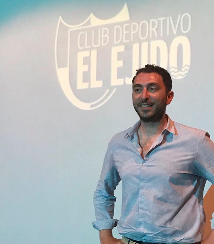 Mensaje de Pierre Mevy Azaria, presidente del CD El Ejido