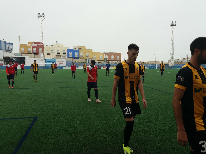 El Berja CF a por los tres puntos a Monachil este domingo