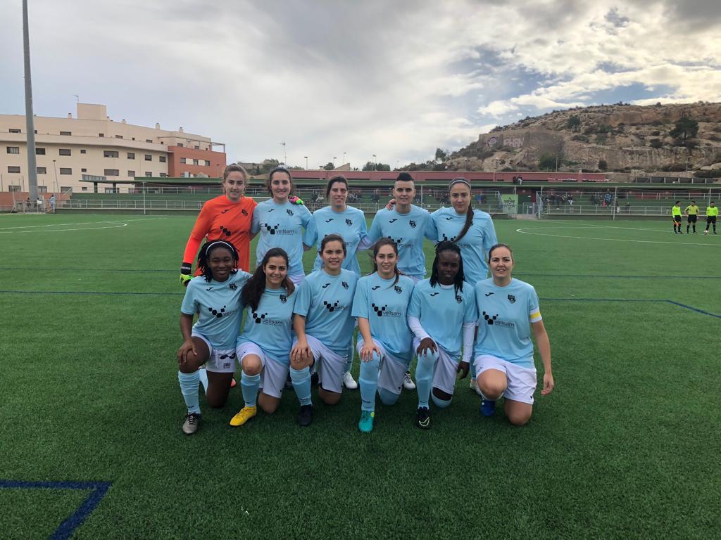 El equipo femenino cae 4-2 ante el Pavía B