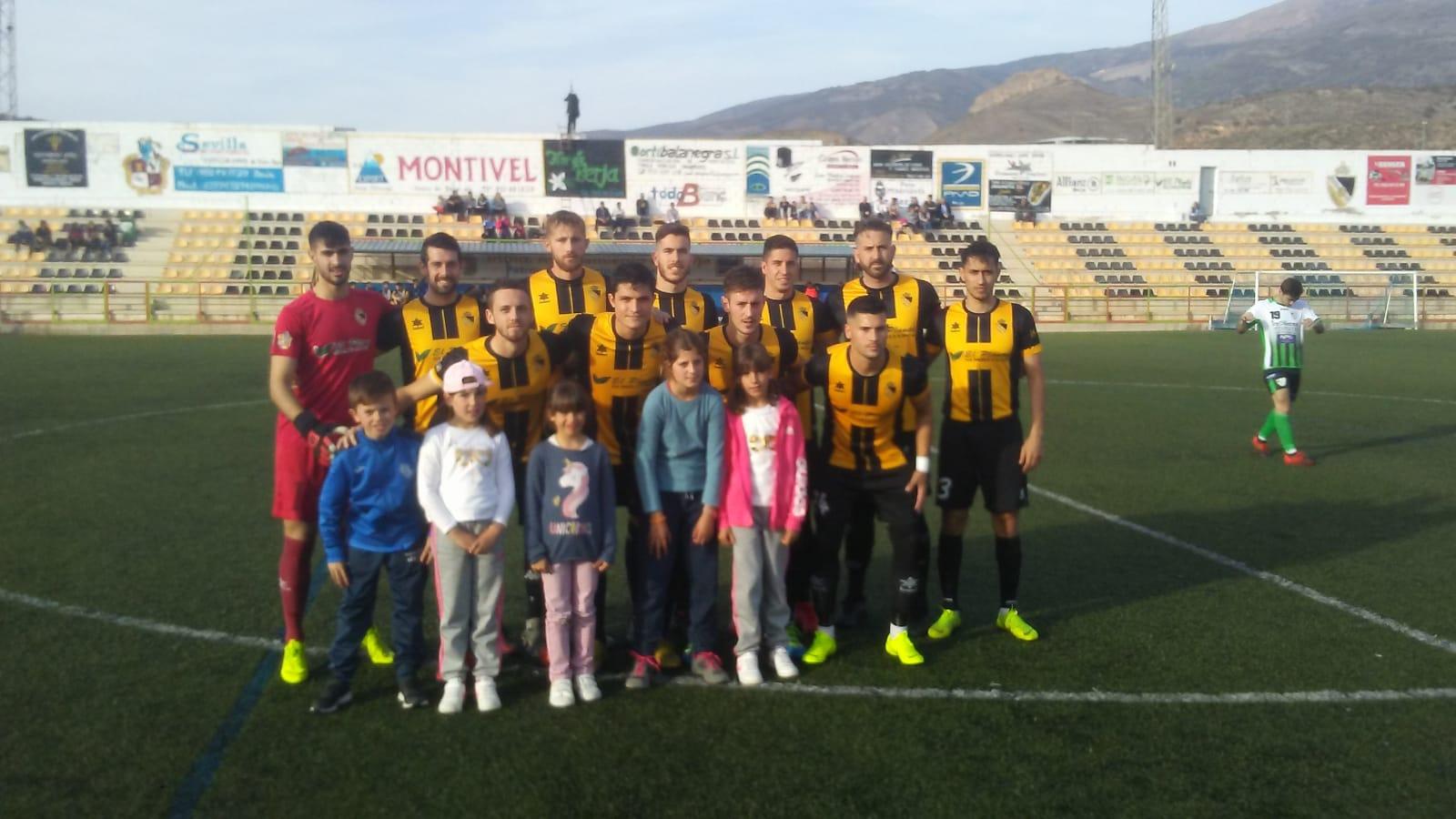 El Berja CF adelanta su partido al sábado frente al Adra Milenaria