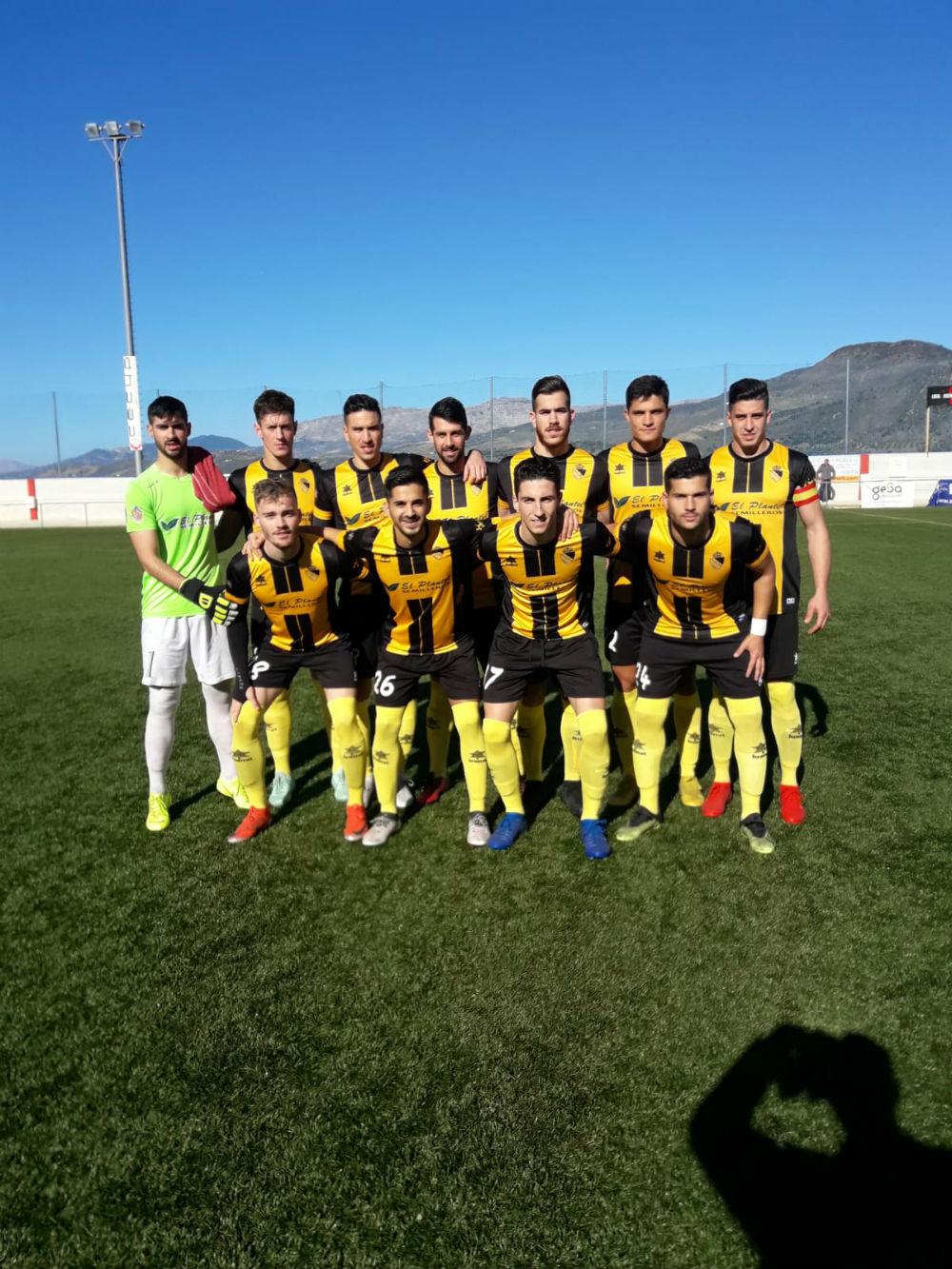 El Berja CF a por todas este domingo frente al Begíjar para repetir su mejor momento de la temporada