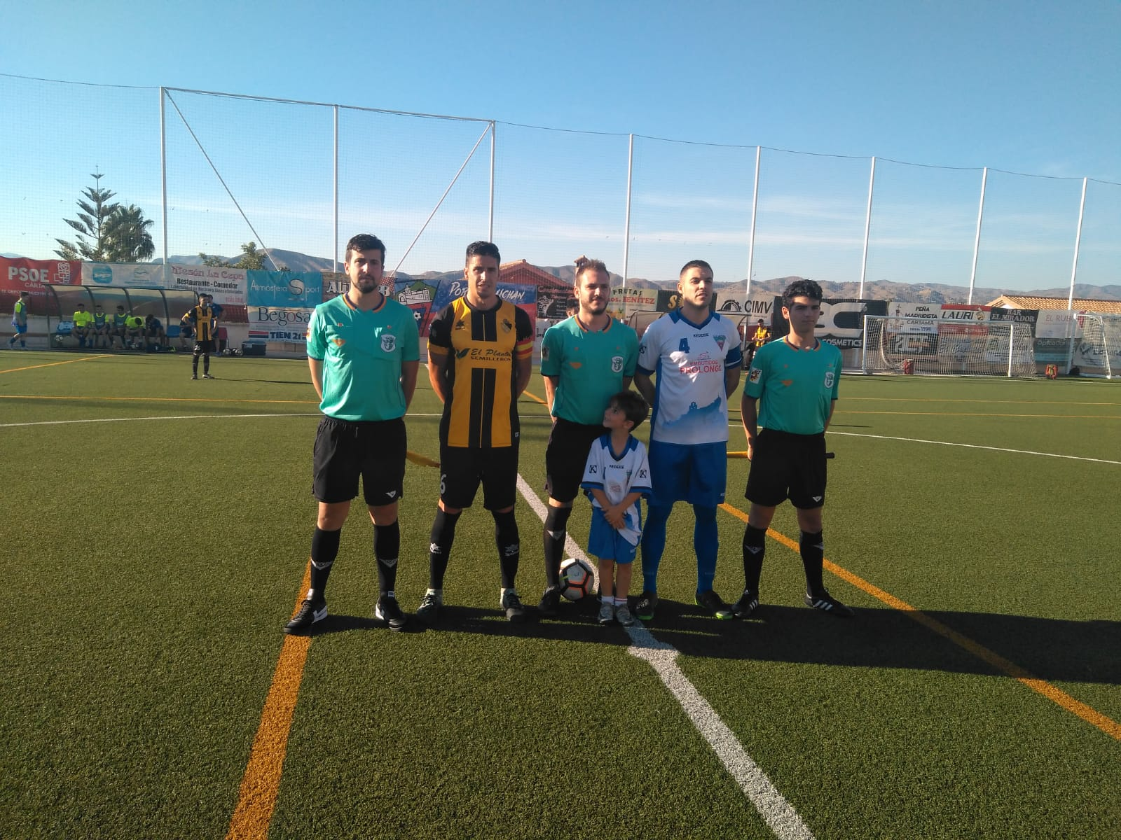 El Berja CF a por el triunfo este domingo en Armilla