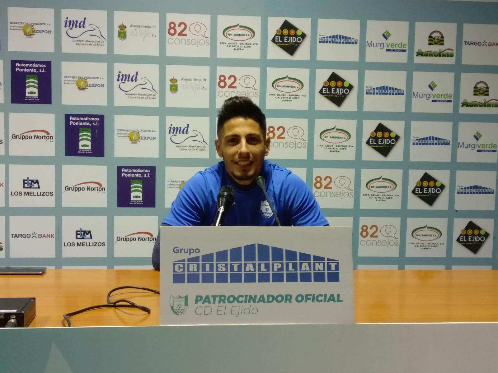 Javilillo pide unidad para salvar la temporada y permanecer en la Segunda División B