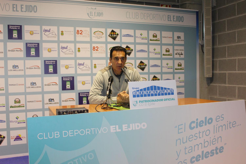 Los jugadores muy mentalizados de lo que se juegan en Huelva