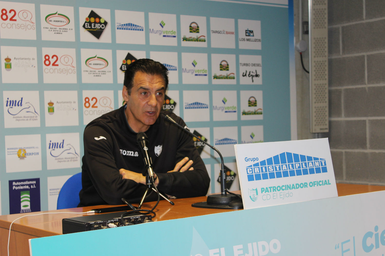 El equipo de Manolo Ruiz afronta su quinto partido con ansias de triunfo