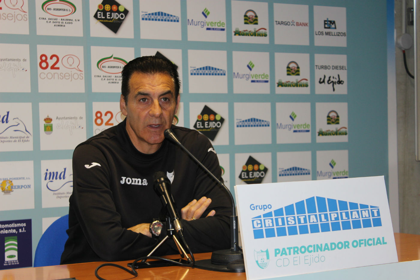 Manolo Ruiz resalta que es clave seguir creyendo en el trabajo del equipo