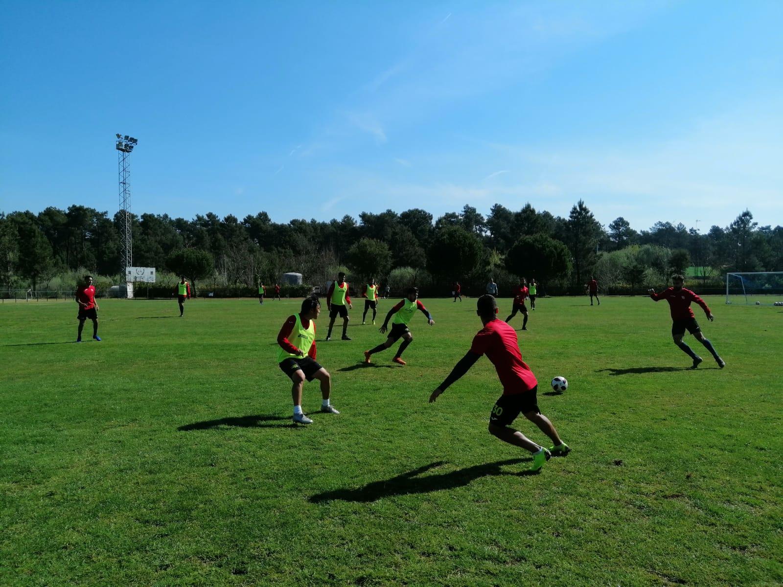 El equipo luchará este domingo en Talavera por tres puntos vitales