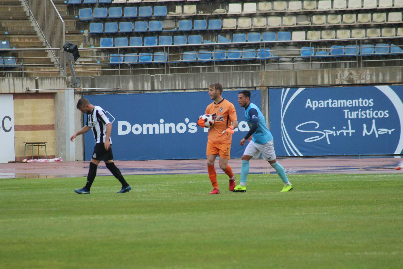 Los ejidenses se juegan el domingo frente al Don Benito más que tres puntos