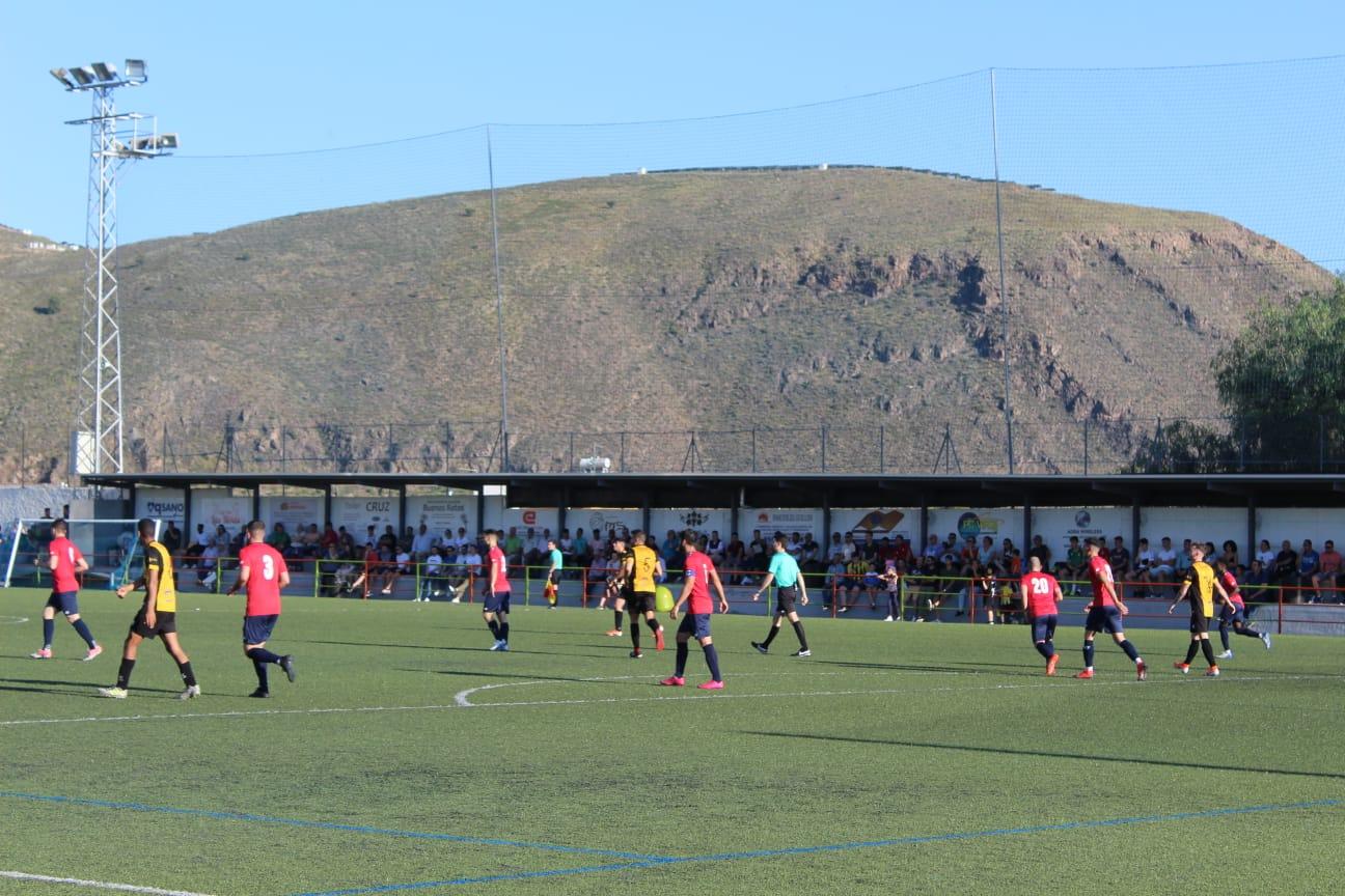 El Berja CF finaliza la temporada este domingo ante su afición y contra el CD Vera
