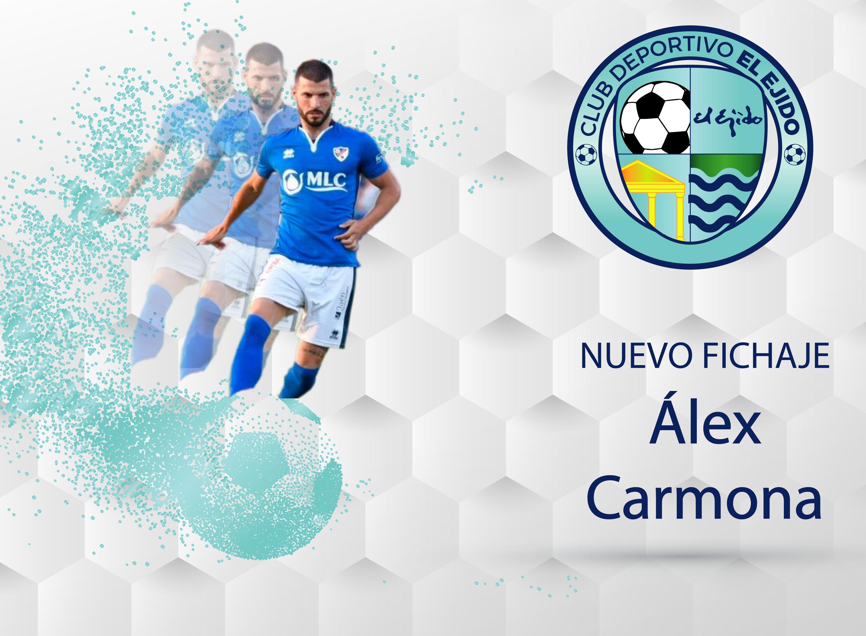 Álex Carmona vestirá de celeste la próxima temporada