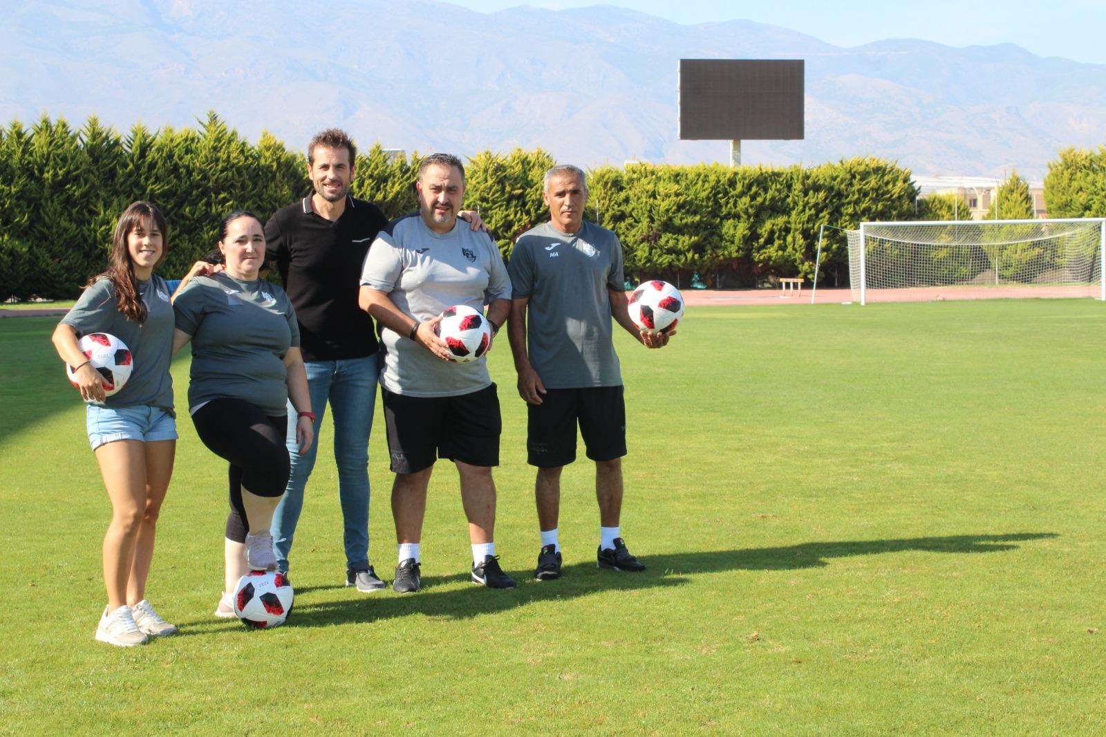 La Sección de Fútbol Femenina presenta su nuevo organigrama deportivo
