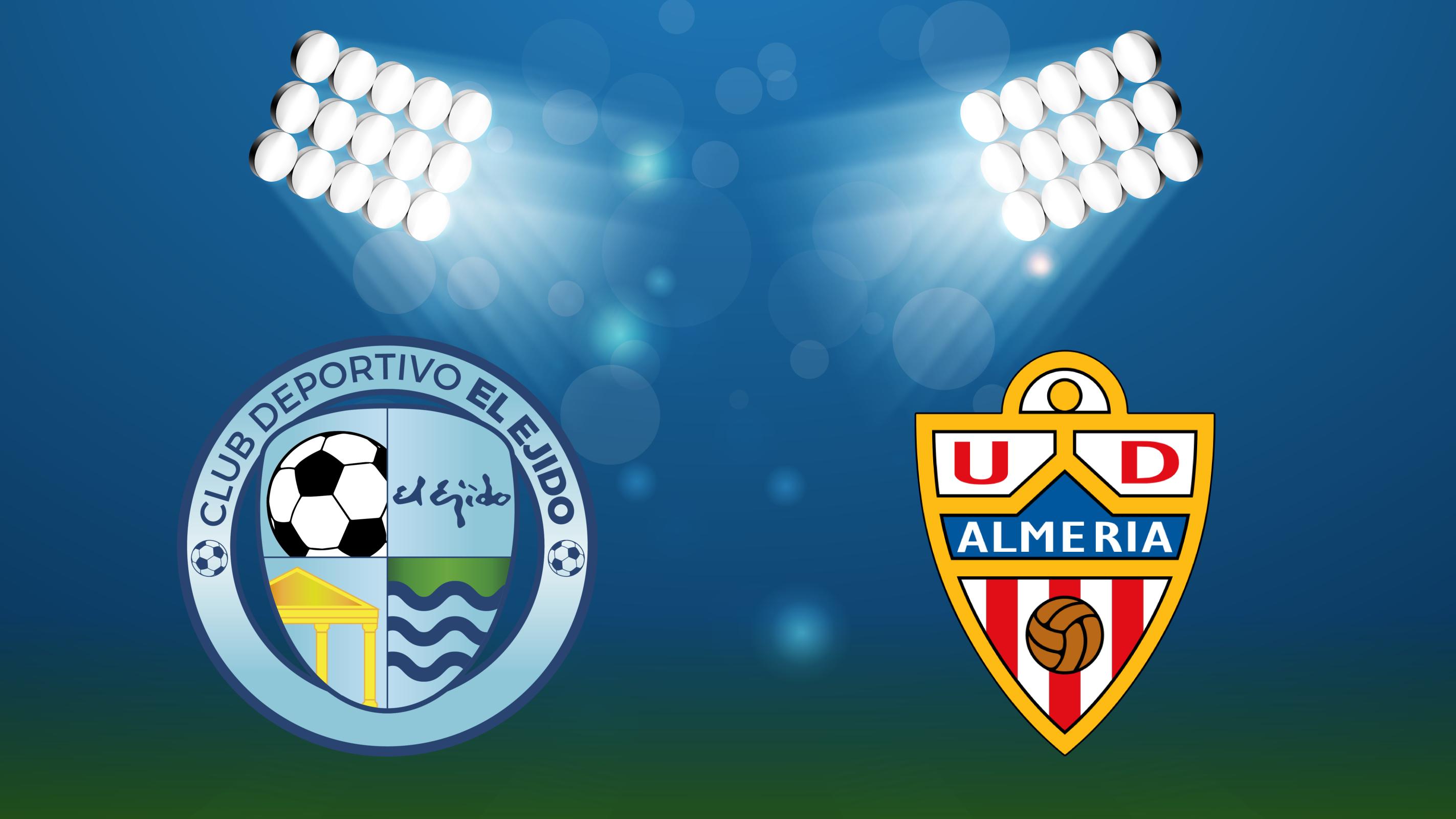 El CD El Ejido jugará un amistoso de pretemporada frente a la UD Almería