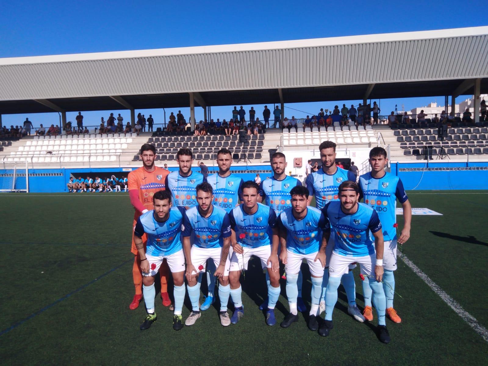 Doble victoria para triunfar en el 60 Trofeo Villa de Garrucha