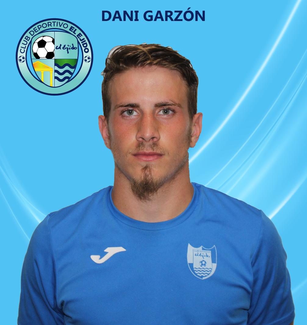 Dani Garzón rescinde su contrato con el CD El Ejido