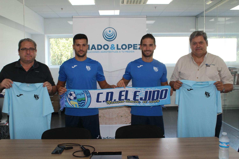El equipo se compromete a hacer disfrutar al aficionado del CD El Ejido