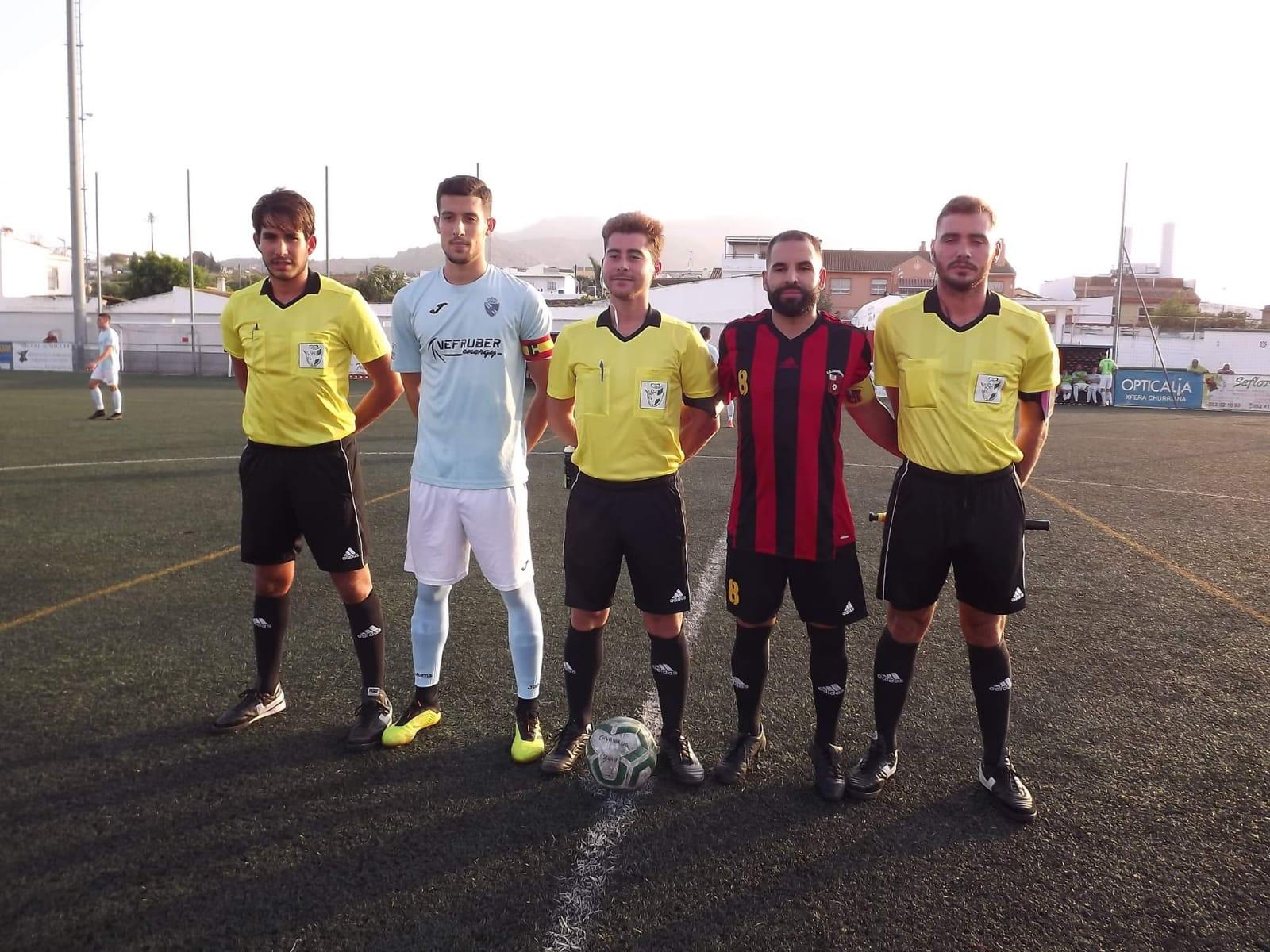 El Berja a por la segunda victoria consecutiva este domingo frente al Arenas