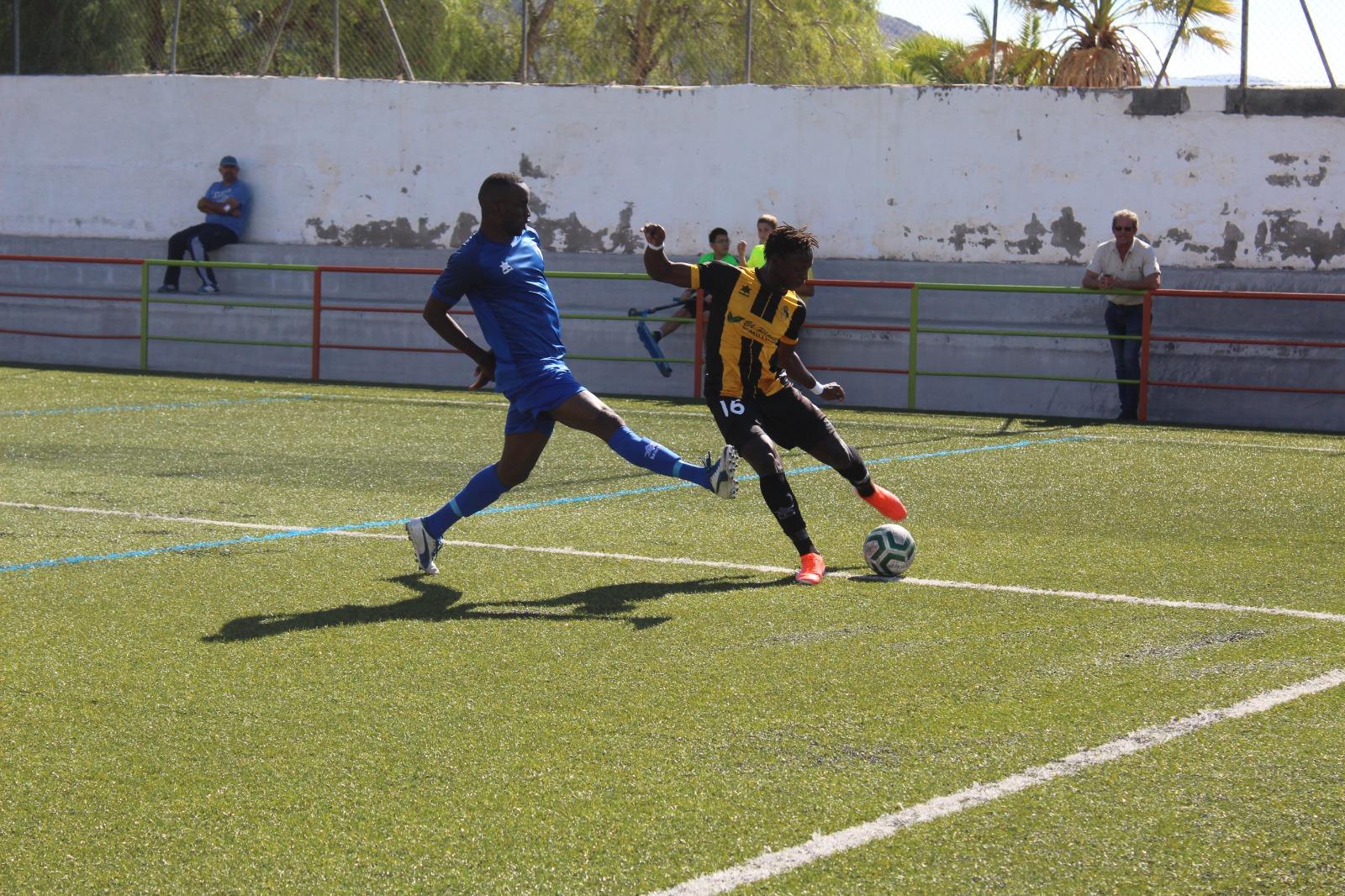 Nueva derrota para el Berja CF en el municipal de San Pedro (1-0)