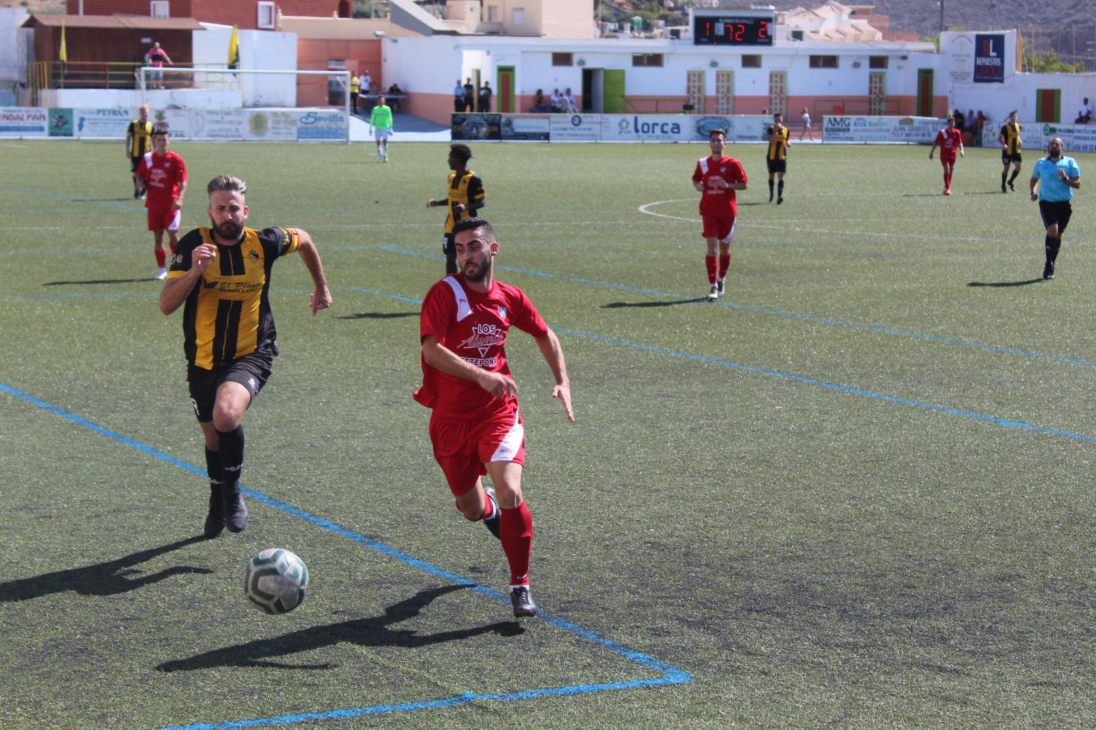 El Berja CF a por la primera victoria ante su afición en su estadio municipal