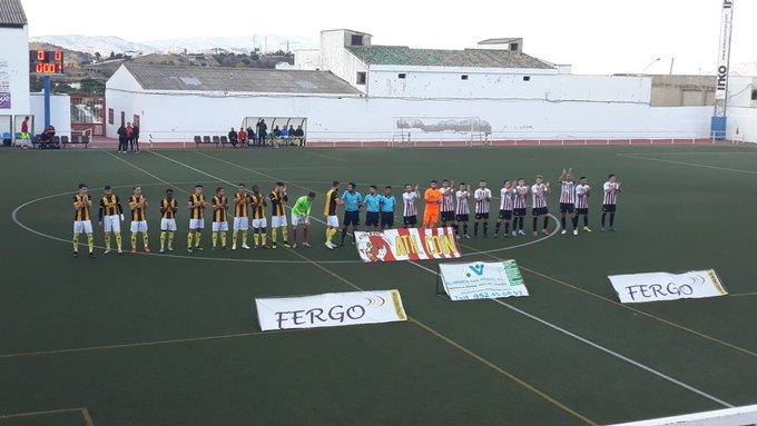 El Berja CF pierde en Coín por la mínima en un partido donde mereció puntuar
