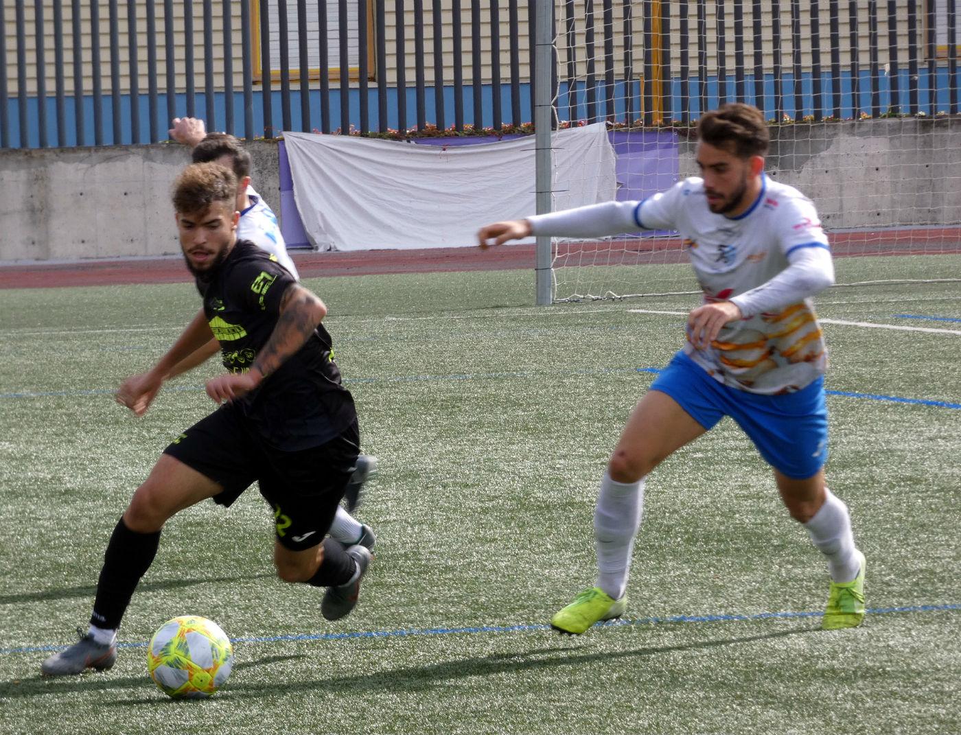 El CD El Ejido empata en Loja un partido que ganaba en el descuento